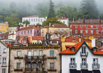 Village of Sintra, Portugal