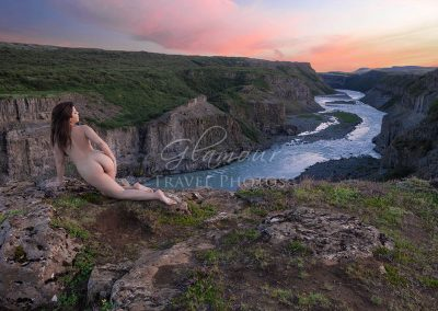 Olfusa River Canyon, Gullfoss Gorge, Iceland