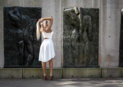 Cullen Sculpture Garden, Houston, Texas
