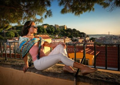 Miradouro da Graça, Graça, Lisbon, Portugal