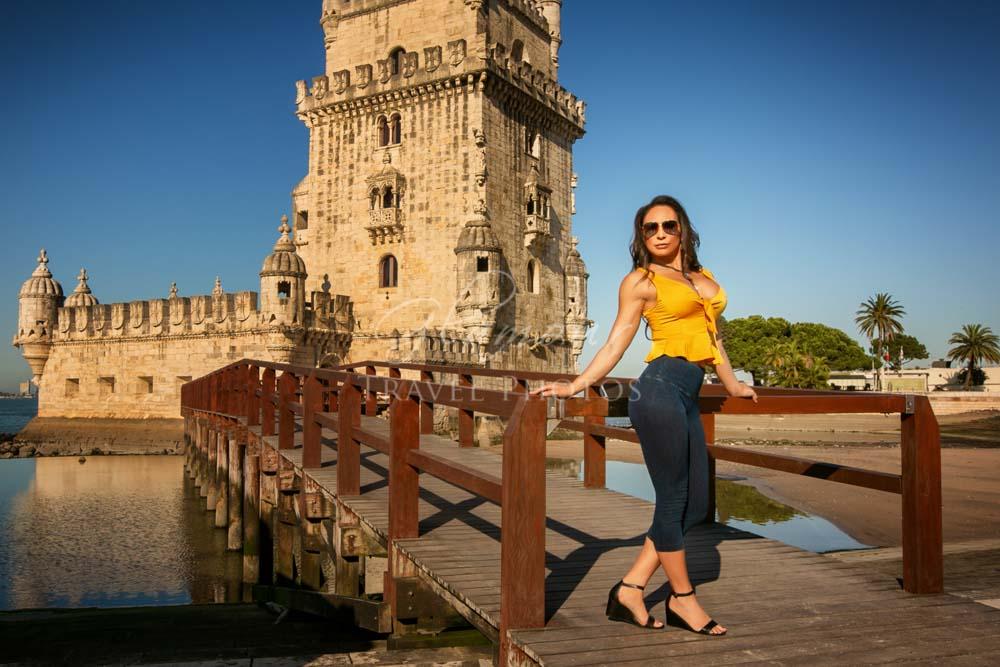 Torre de Belém, Belém, Lisbon, Portugal
