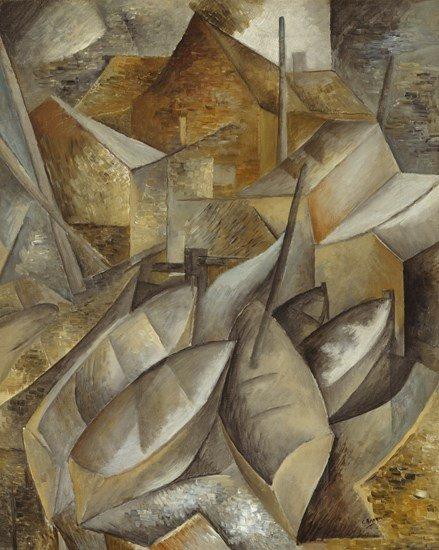 Georges Braque, Museum of Fine Arts Houston